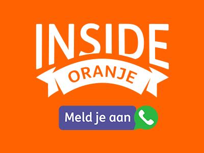 Inside Oranje ING