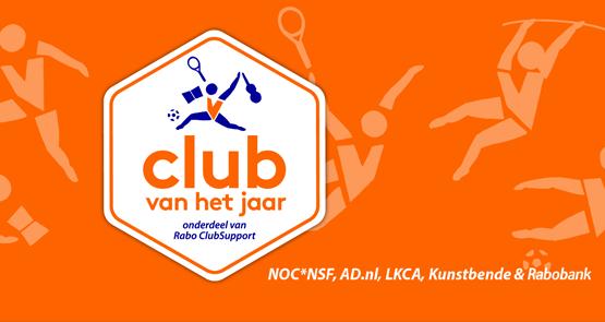 Stem op Graaf Willem: Club van het Jaar