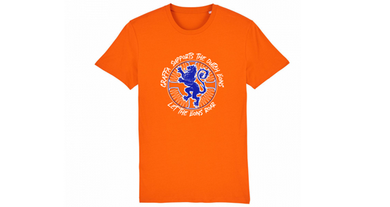 Oranje Graffa Shirt!