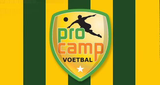 Voetbal skills verbeteren? Doe mee aan Procamp op Graaf Willem!