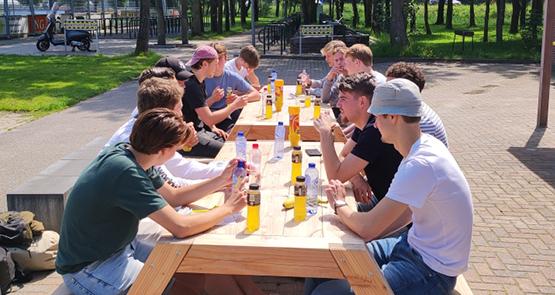 Teamweekend 19-1 in Nijverdal