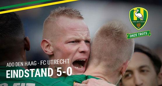 Graafwillem naar ADO - FC Utrecht