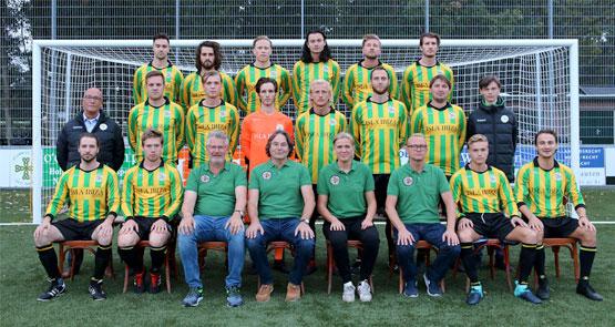 Graaf Willem II Vac 1- Van Nispen 1