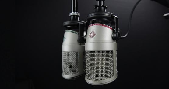 Graaf Willem op de radio